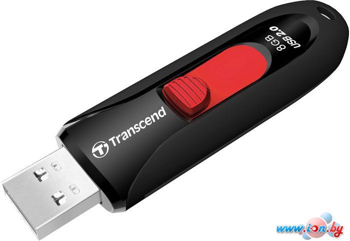 USB Flash Transcend JetFlash 590 8GB (TS8GJF590K) в Могилёве