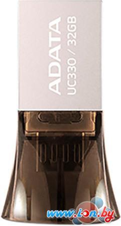 USB Flash A-Data Choice UC330 32GB (AUC330-32G-RBK) в Могилёве