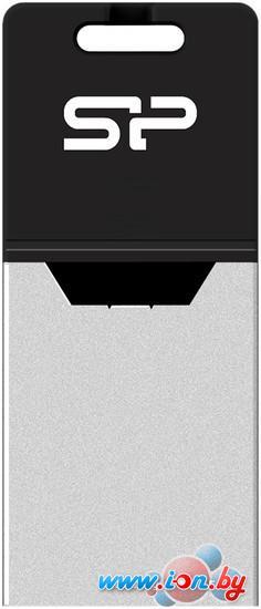 USB Flash Silicon-Power Mobile X20 Black 16GB (SP016GBUF2X20V1K) в Могилёве