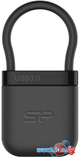 USB Flash Silicon-Power Jewel J05 Black 64GB (SP064GBUF3J05V1K) в Могилёве