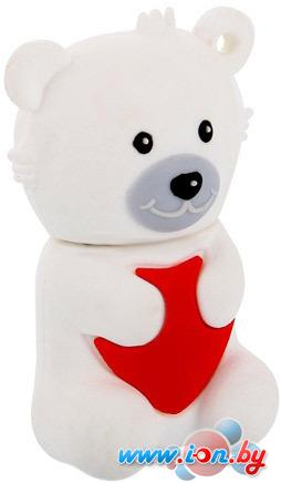 USB Flash Iconik Bear 16GB (RB-BEARW-16GB) в Могилёве