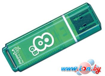 USB Flash Smart Buy Glossy Green 8GB (SB8GBGS-G) в Могилёве