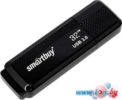 USB Flash Smart Buy Dock USB 3.0 32GB Black (SB32GBDK-K3) в Могилёве