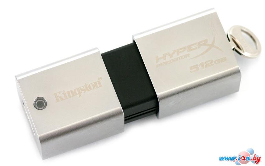 USB Flash Kingston DataTraveler HyperX Predator 512Gb (DTHXP30/512GB) в Могилёве