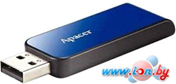 USB Flash Apacer AH334 Blue 8GB (AP8GAH334U-1) в Могилёве