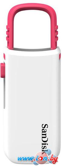 USB Flash SanDisk Cruzer U White/Pink 16GB (SDCZ59-016G-B35WP) в Могилёве
