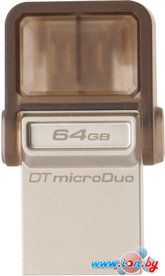 USB Flash Kingston DataTraveler microDuo 64GB (DTDUO/64GB) в Могилёве
