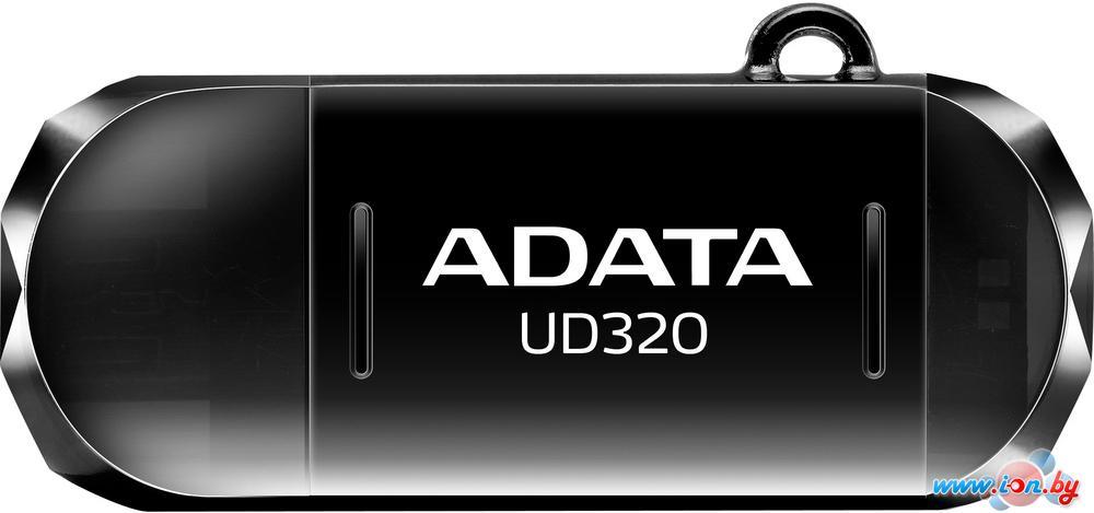 USB Flash A-Data DashDrive Durable UD320 16GB (AUD320-16G-CBK) в Могилёве
