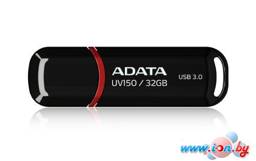 USB Flash A-Data DashDrive UV150 64GB (AUV150-64G-RBK) в Могилёве