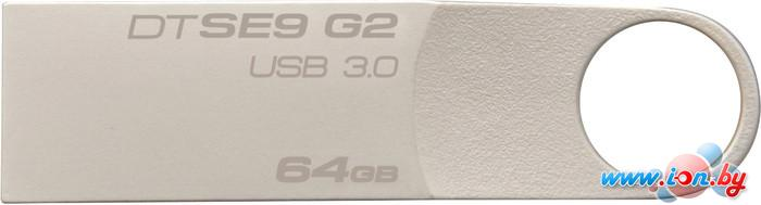 USB Flash Kingston DataTraveler SE9 G2 64GB (DTSE9G2/64GB) в Могилёве