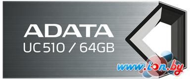 USB Flash A-Data DashDrive Choice UC510 Titanium 64GB (AUC510-64G-RTI) в Могилёве