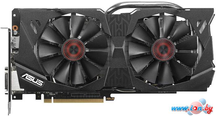 Видеокарта ASUS GeForce GTX 970 4GB GDDR5 (STRIX-GTX970-DC2-4GD5) в Могилёве