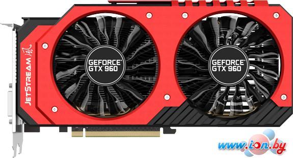 Видеокарта Palit GeForce GTX 960 JetStream 2GB GDDR5 (NE5X960H1041-2060J) в Могилёве