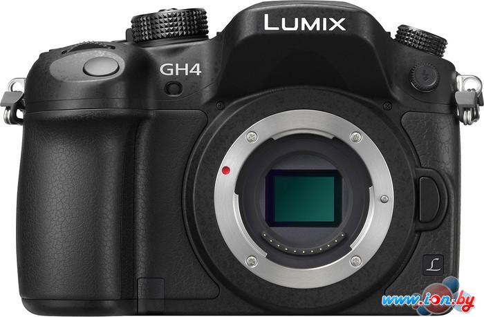 Фотоаппарат Panasonic Lumix DMC-GH4 Body в Могилёве