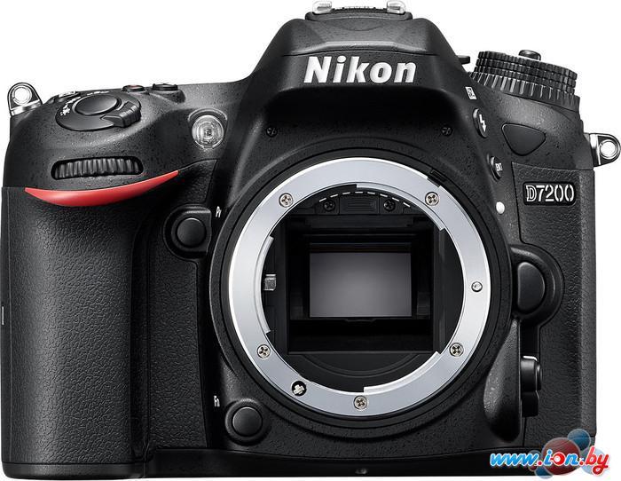 Фотоаппарат Nikon D7200 Body в Могилёве