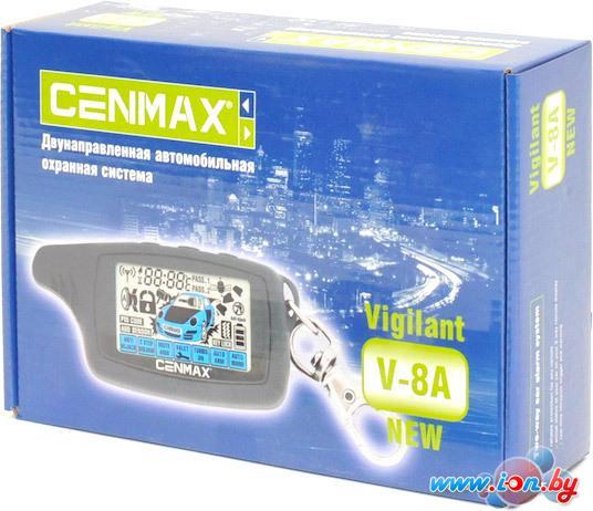 Автосигнализация Cenmax Vigilant V-8A NEW в Могилёве