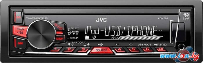 USB-магнитола JVC KD-X220 в Могилёве