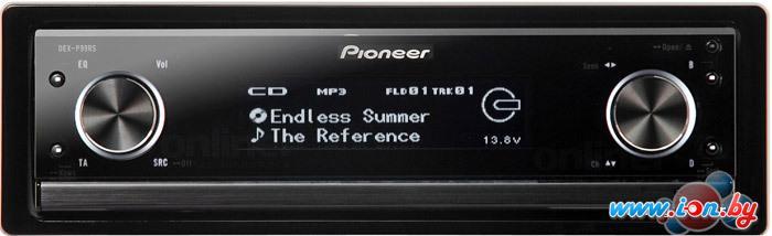 CD/MP3-магнитола Pioneer DEX-P99RS в Могилёве