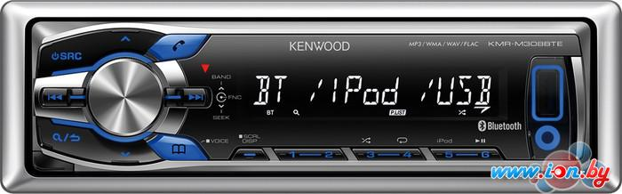 USB-магнитола Kenwood KMR-M308BTE в Могилёве
