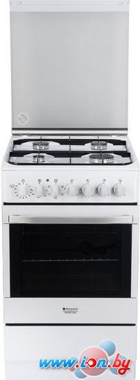 Кухонная плита Hotpoint-Ariston H5GSH2AF (W) RU в Могилёве