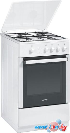 Кухонная плита Gorenje G51106AW в Могилёве