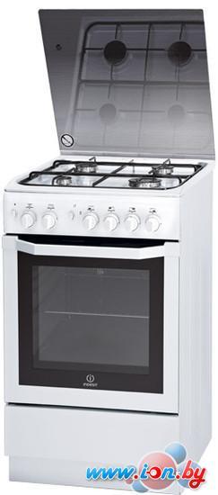 Кухонная плита Indesit I5GG10G(W)RU в Могилёве