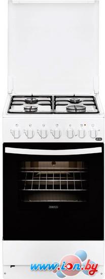 Кухонная плита Zanussi ZCK9242G1W в Могилёве