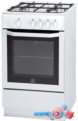 Кухонная плита Indesit I5GG0(W)RU в Могилёве