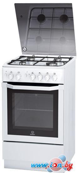 Кухонная плита Indesit I5GG1G(W)RU в Могилёве