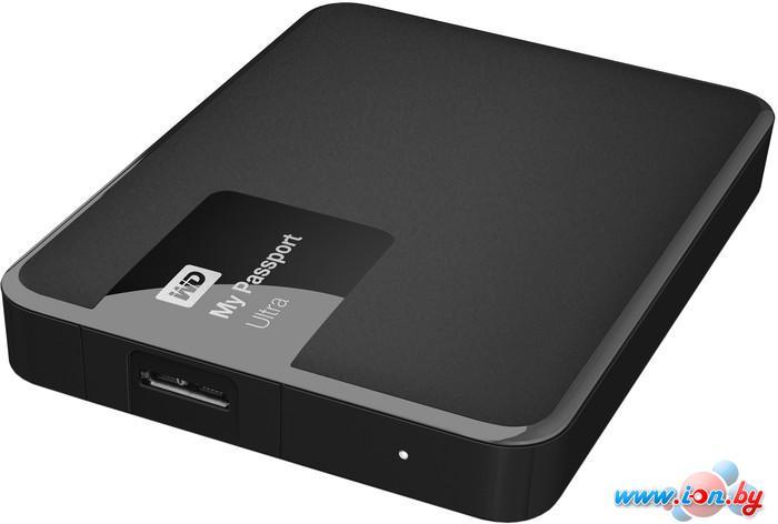 Внешний жесткий диск WD My Passport Ultra 3TB Classic Black (WDBNFV0030BBK) в Могилёве
