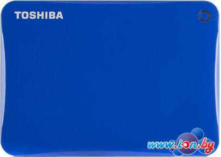 Внешний жесткий диск Toshiba Canvio Connect II 500GB Blue (HDTC805EL3AA) в Могилёве