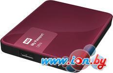 Внешний жесткий диск WD My Passport Ultra 1TB Wild Berry (WDBDDE0010BBY) в Могилёве