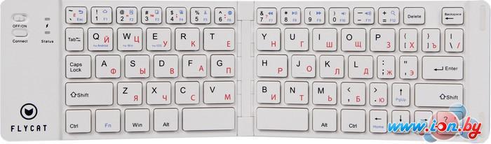 Клавиатура Flycat KB22 White в Могилёве