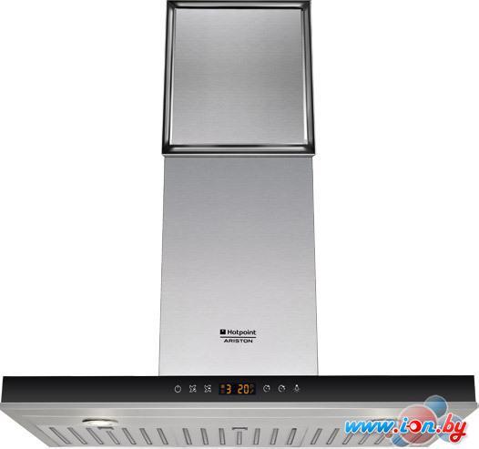Кухонная вытяжка Hotpoint-Ariston HLB 9.8 AADC X/HA в Могилёве