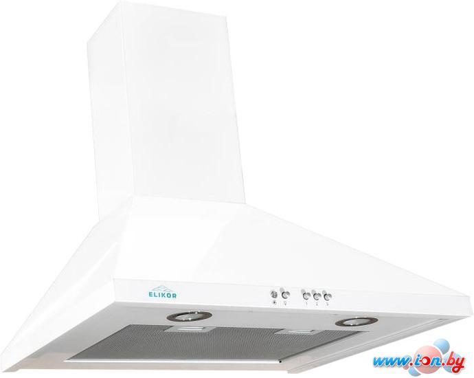 Кухонная вытяжка Elikor Вента 60П-650-К3Г (белый) в Могилёве