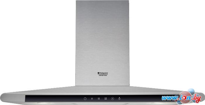 Кухонная вытяжка Hotpoint-Ariston HLC 9.8 LT X/HA в Могилёве