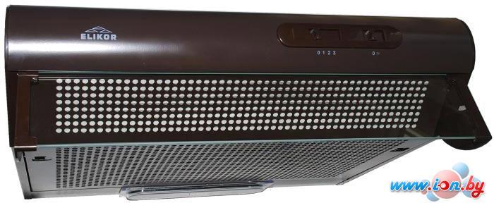 Кухонная вытяжка Elikor Davoline 60П-290-П3Л (коричневый) в Могилёве