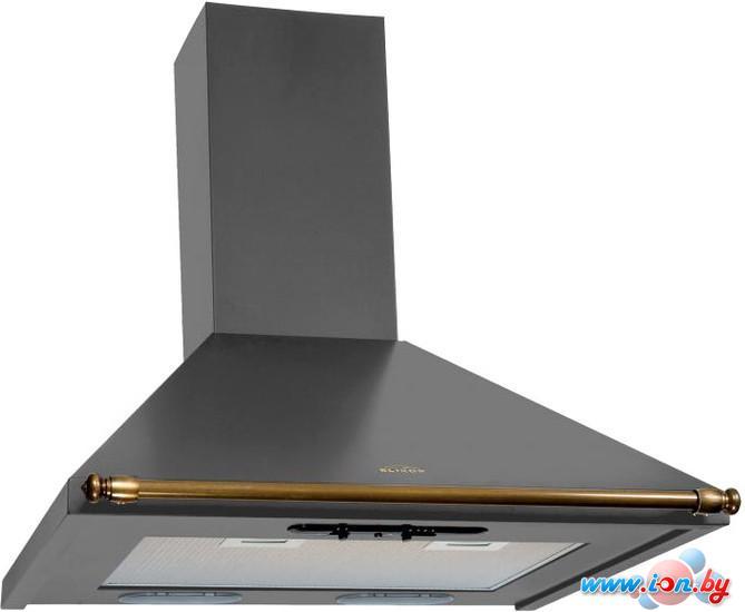 Кухонная вытяжка Elikor Вента 60П-430-П3Л (антрацит/рейлинг бронза) в Могилёве