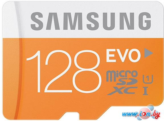Карта памяти Samsung MicroSDXC 128GB Evo Memory (MB-MP128DA/AM) в Могилёве