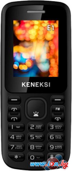 Мобильный телефон Keneksi E2 Black в Могилёве
