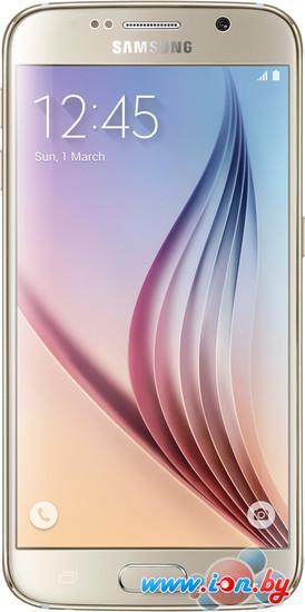 Смартфон Samsung Galaxy S6 32GB Gold Platinum [G920] в Могилёве