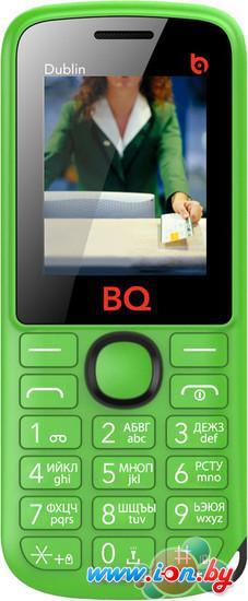 Мобильный телефон BQ Dublin (BQM-1818) Green в Могилёве