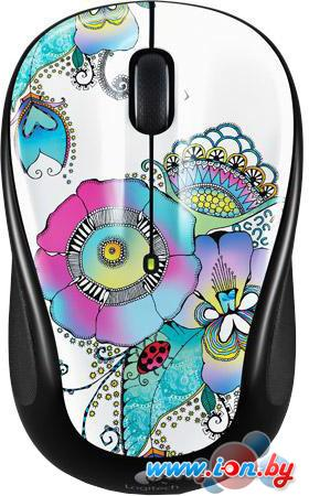 Мышь Logitech M325 Wireless Mouse Lady on the Lily (910-004220) в Могилёве