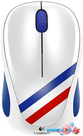 Мышь Logitech Wireless Mouse M235 France (910-004032) в Могилёве