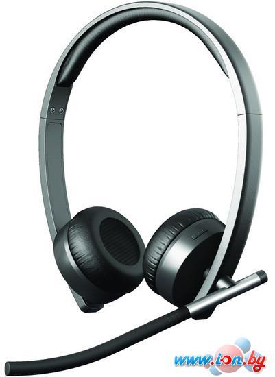 Наушники с микрофоном Logitech Wireless Headset Dual H820e в Могилёве