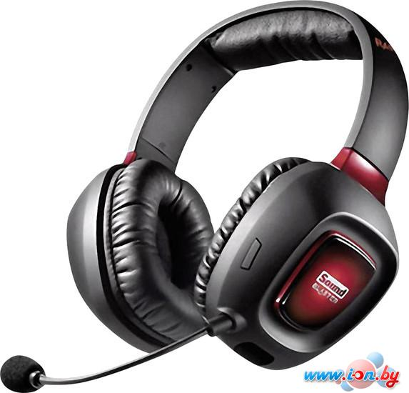 Наушники с микрофоном Creative Sound Blaster Tactic3D Rage Wireless V2.0 в Могилёве