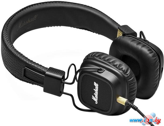 Наушники Marshall Major 2 Black в Могилёве