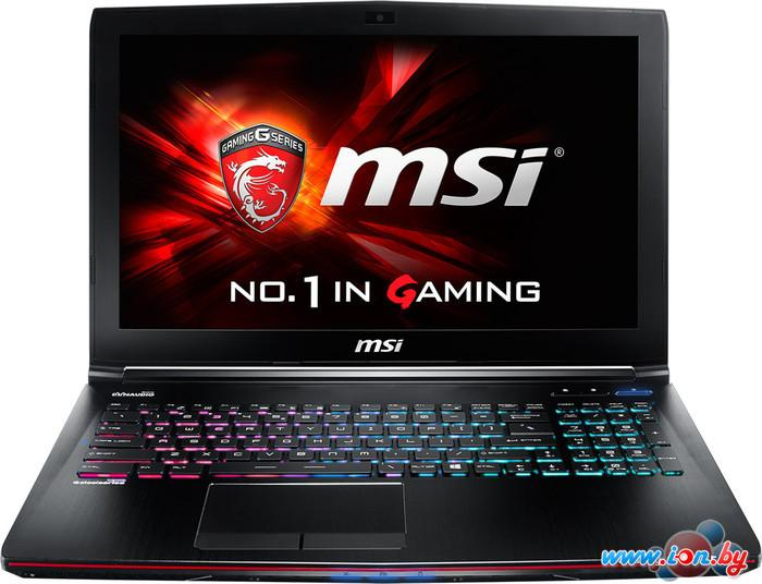 Ноутбук MSI GE62 2QF-242RU Apache Pro в Могилёве