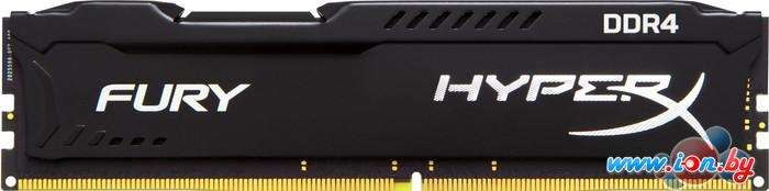 Оперативная память Kingston HyperX FURY 2x8GB DDR4 PC4-17000 (HX421C14FBK2/16) в Могилёве