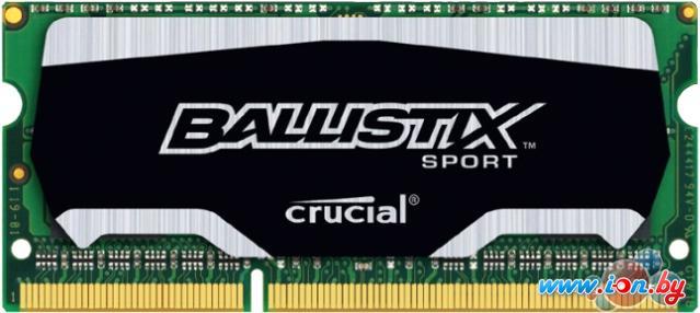 Оперативная память Crucial Ballistix 2x4GB DDR3 PC3-14900 (BLS2C4G3N18AES4CEU) в Могилёве